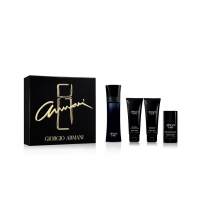 ARMANI CODE POUR HOMME EDT 125 ML VP. + DEO STICK 75 ML + A/S 75 ML + GEL 75 ML SET REGALO