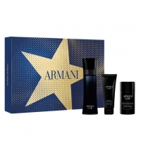 ARMANI CODE POUR HOMME EDT 125 ML VP. + DEO STICK 75 ML + GEL 75 ML SET REGALO