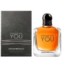 EMPORIO STRONGER WITH YOU EAU DE TOILETTE 150 ML