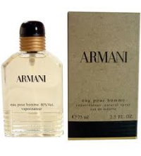 ARMANI HOMME EDT 100 ML VP.