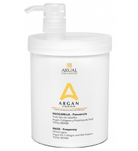 ARUAL ARGAN COLLECTION MASCARILLA FRECUENCIA 1000ML