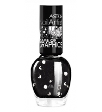 ASTOR NAIL ARTIST GAME OF GRAPHICS 6ML