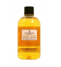 ATKINSONS ESPUMA DE BAÑO GOLDEN COLOGNE  500 ML