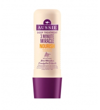 AUSSIE 3 MINUTE MIRACLE NOURISH TRATAMIENTO INTENSIVO NUTRITIVO 250 ML