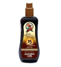 AUSTRALIAN GOLD SPRAY BRONCEADOR SPF 15 237 ML