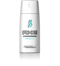 AXE APOLLO DESODORANTE SPRAY ANTIPERSPIRANT 150 ML