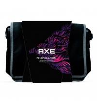 AXE PROVOCATION EDT 100 ML + DEO SPRAY 150 ML + GEL 250 ML + NECESER AXE SET REGALO