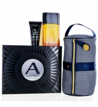 AZZARO POUR HOMME EDT 100 ML + SHOWER GEL 150 ML + NECESER  SET REGALO