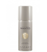AZZARO WANTED DEODORANT SPRAY 150 ML