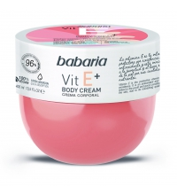 BABARIA BODY CREAM VITAMINA E