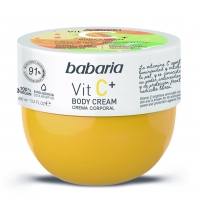 BABARIA BODY CREAM VITAMINA C+