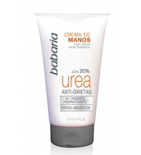 BABARIA CREMA DE MANOS UREA 50 ML