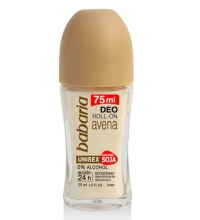 BABARIA DESODORANTE ROLL-ON AVENA 75ML