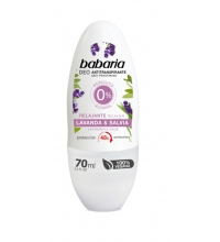 BABARIA DESODORANTE ROLL-ON LAVANDA & SALVIA