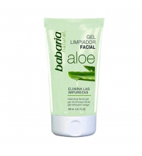 BABARIA GEL LIMPIADOR FACIAL ALOE VERA 150ML