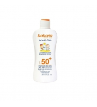 BABARIA LECHE PROTECTORA SOLAR INFANTIL