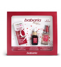 BABARIA VITAL SKIN CONTORNO OJOS 15ML+RAIN DROPS HYALURONIC 30ML+SERUM 50ML SET REGALO