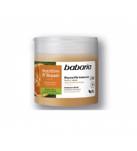 BABARIA MASCARILLA INTENSIVA NUTRITIVE & REPAIR