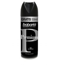 BABARIA MEN DESODORANTE SPRAY PREMIUM 200ML