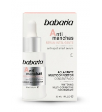 BABARIA SERUM INTELIGENTE ACLARANTE MULTICORRECTOR 30 ML