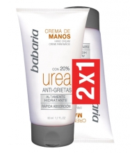 BABARIA CREMA DE MANOS UREA 2X 50 ML