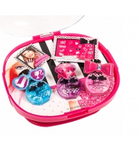 BARBIE NAIL DRYER SET REGALO