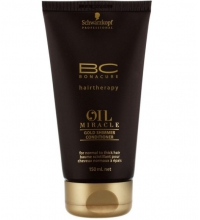 BONACURE OIL MIRACLE GOLD SHIMMER CONDITIONER 150ML