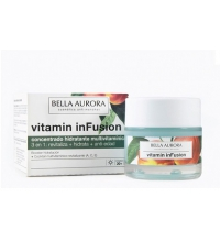 BELLA AURORA VITAMIN INFUSION TRATAMIENTO MULTIVITAMINICO ANTIEDAD 3 EN 1 50 ML