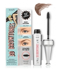 BENEFIT 3D BROWTONES GEL PARA CEJAS 04 MEDIUM / DEEP