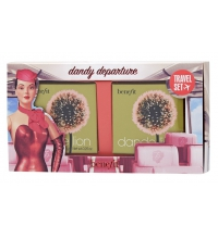 BENEFIT DANDY DEPARTURE POLVOS PARA EL ROSTRO 2 x DANDELION BRIGHTENING FINISHING POWDER 7GR TRAVEL SET