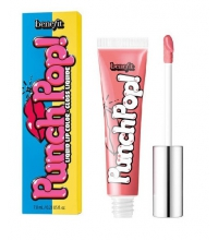 BENEFIT PUNCH POP! LABIAL LIQUIDO POPPY PINK 7 ML
