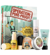 BENEFIT SET OPERATION PORE PROOF!