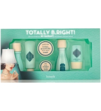 BENEFIT TOTALLY B.RIGHT! SKINCARE SOLUTION SET 6 PIECES