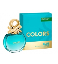 BENETTON COLORS BLUE EDT 80 ML VAPORIZADOR