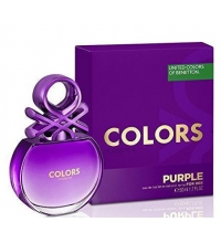 BENETTON COLORS PURPLE EDT 80 ML VAPORIZADOR