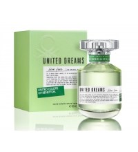 BENETTON LIVE FREE EDT 80 ML