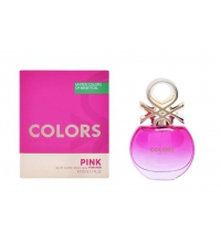 BENETTON COLORS PINK EDT 50 ML VAPORIZADOR