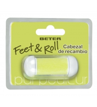 BETER FEET & ROLL RECAMBIO LIMA PEDICURA