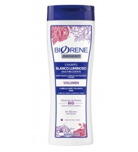 BIORENE ARGENT CHAMPU BLANCO LUMINOSO VOLUMEN 250ML