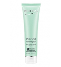 BIOTHERM BIOSOURCE HYDRA MINERAL CLEANSER MOUSSE 150 ML