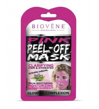 BIOVENE PINK PEEL-OFF MASK 12.5ML