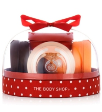 THE BODY SHOP MINI BODY BUTTER 5 X 50 ML SET REGALO