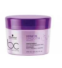 BONACURE KERATIN SMOOTH MASCARILLA 200ML