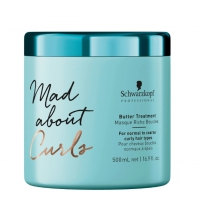 SCHWARZKOPF MAD ABOUT CURLS BUTTER MASCARILLA 500ML
