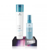 BONACURE MOISTURE KICK CHAMPÚ HIDRATANTE 250 ML + SPRAY CONDITIONER 100 ML SET