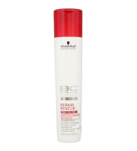 BONACURE REPAIR RESCUE DEEP NOURISHING SHAMPOO CHAMPU NUTRITIVO 250 ML
