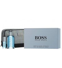 HUGO BOSS BOSS BOTTLED TONIC EDT 100 ML + 8 ML + NECESER SET REGALO