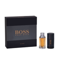 HUGO BOSS THE SCENT EDT 50 ML + DEO STICK 75 ML SET REGALO