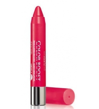 BOURJOIS COLOR BOOST LIPSTICK BARRA DE LABIOS 01 RED SUNSHINE