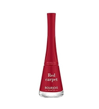 BOURJOIS 1 SECONDE ESMALTE DE UÑAS 10 RED CARPET